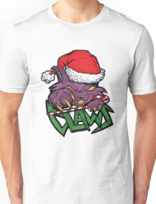 Santy CLAWS! Unisex T-Shirt
