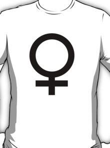 Female Symbol T-Shirt