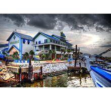 Margaritaville Casino Photographic Print