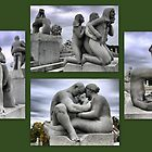 A Vigeland Colla'ge by Larry Lingard/Davis
