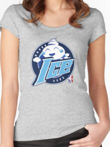 NPA Series - ICE TYPE Women's Fitted Scoop T-Shirt