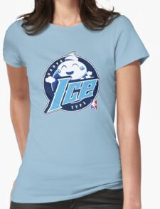 NPA Series - ICE TYPE Womens Fitted T-Shirt