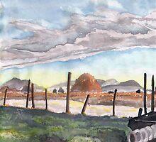 Huntingdon Sunrise by AlvaroH
