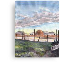 Huntingdon Sunrise Canvas Print