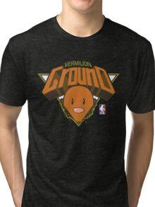 NPA Series - GROUND TYPE Tri-blend T-Shirt