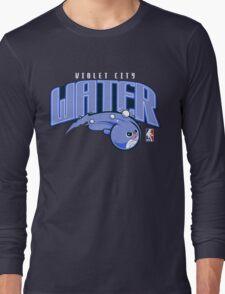 NPA Series - WATER TYPE Long Sleeve T-Shirt