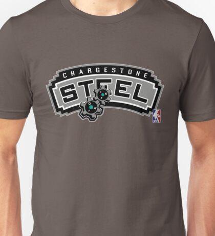 NPA Series - STEEL TYPE Unisex T-Shirt