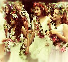 Flower Power by Karen E Camilleri