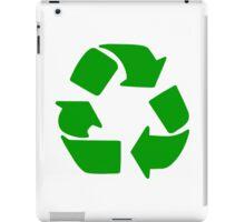Recycle iPad Case/Skin