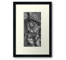 ©MS La Bóveda VA Monochromatic Framed Print