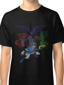 Sly Cooper and The Fiendish Five Classic T-Shirt