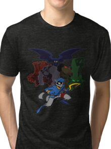 Sly Cooper and The Fiendish Five Tri-blend T-Shirt
