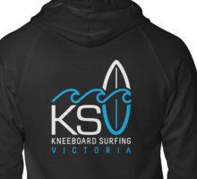 KSV Dark Big Logo Zipped Hoodie