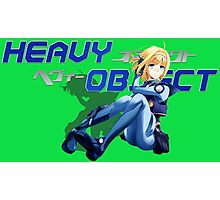 Heavy Object Photographic Print