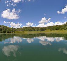 Kolob Reservoir, Utah  by Crystal Stock