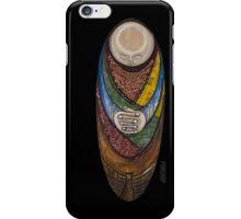 Una Barca (Black) iPhone Case/Skin