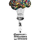 Balloon Brain by BeehiveDezines