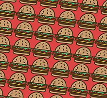 Cheeseburger Case by crookshanking