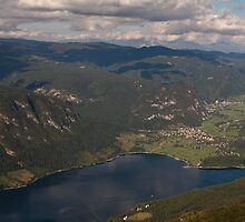 Bohinj Lake by liza1880