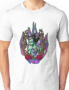 Maleficent Tattooed T-Shirt