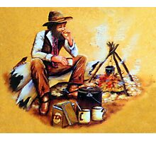 The Swagman Photographic Print