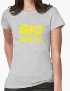 Rio Womens Fitted T-Shirt