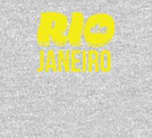 Rio Mens V-Neck T-Shirt