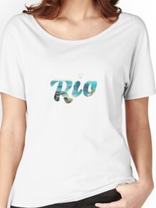 Summer Rio Women's Relaxed Fit T-Shirt
