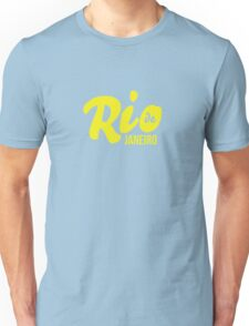 Rio! Unisex T-Shirt