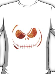 Nightmare Jack Skellington   T-Shirt