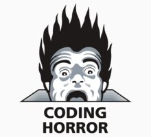 Coding Horror by bape