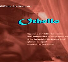 Othello--Let us be conjunctive in our revenge by KayeDreamsART