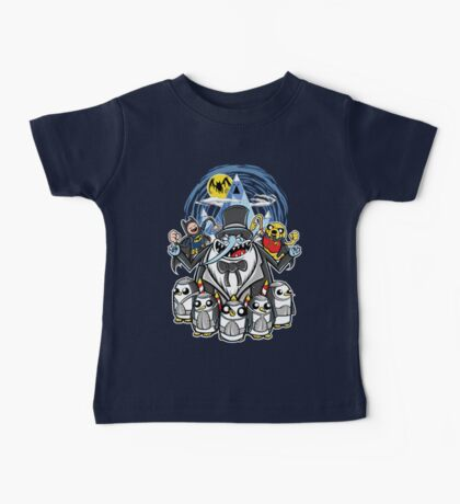 Penguin Time Baby Tee
