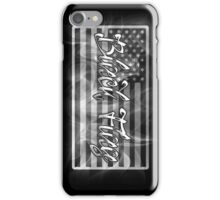 Black Flag IPhone Case iPhone Case/Skin