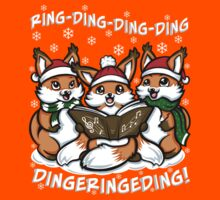 What does the Fox Sing Kids Clothes