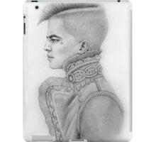 Punk dandy iPad Case/Skin