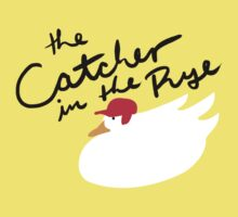 The Catcher in the Rye by F. Anneliese DePano