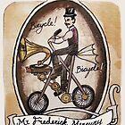 Mr Frederick Mercury by Blackbird76