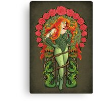 Pretty Poison - Print Canvas Print