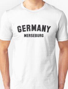 GERMANY MERSEBURG Unisex T-Shirt