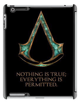 Assassins Lexicon Creed Case by Zoe Gentz
