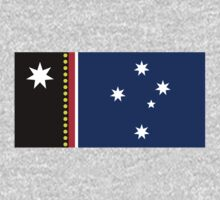 Australia Flag Proposal 9 by cadellin