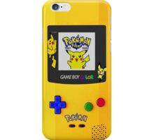 Samsung galaxy pokemon gameboy case iPhone Case/Skin