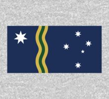 Australia Flag Proposal 13 by cadellin