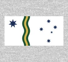 Australian White Ensign Flag Proposal by cadellin