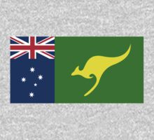 Australia Flag Proposal 23 by cadellin