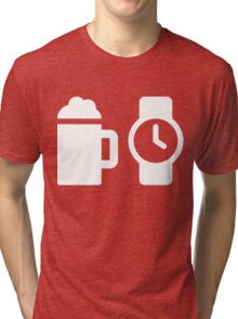 Beer Time! Tri-blend T-Shirt
