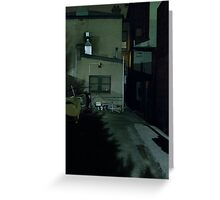 Richmond - Night 9 Greeting Card