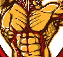 Titan Gym Sticker