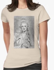 Rococo Babe Womens Fitted T-Shirt